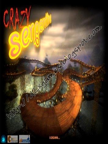 Free Download Games - Crazy Serpentine