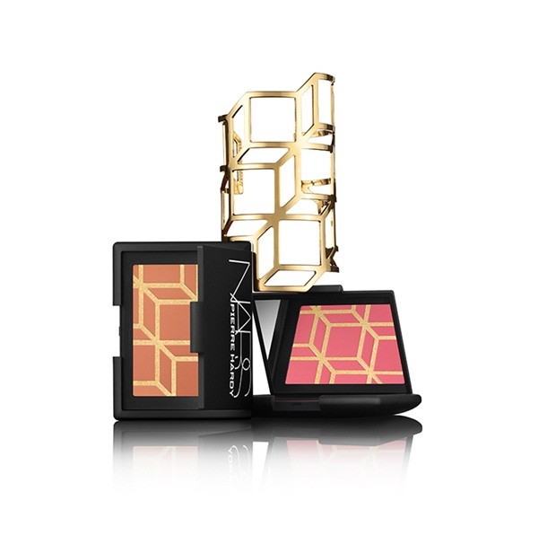 NARS gets inspired from Pierre Hardy Spring 2013 for a Makeup Collection