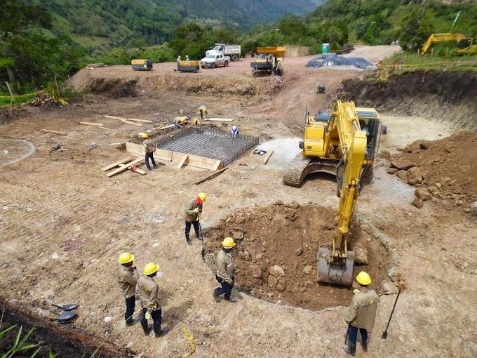 """""""Sacyr sí está trabajando en los puentes de la vía Málaga – Curos"""": Gerente en Colombia"""