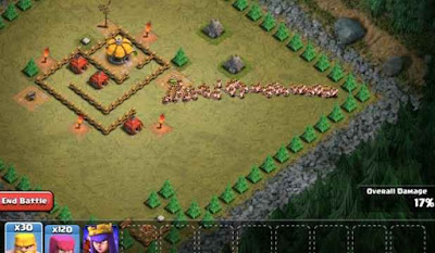 Pasukan Clash of Clans