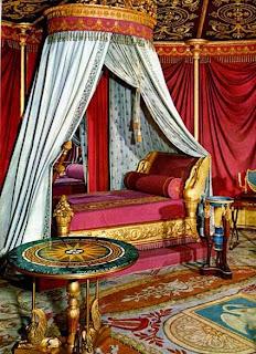 Empire style furniture
