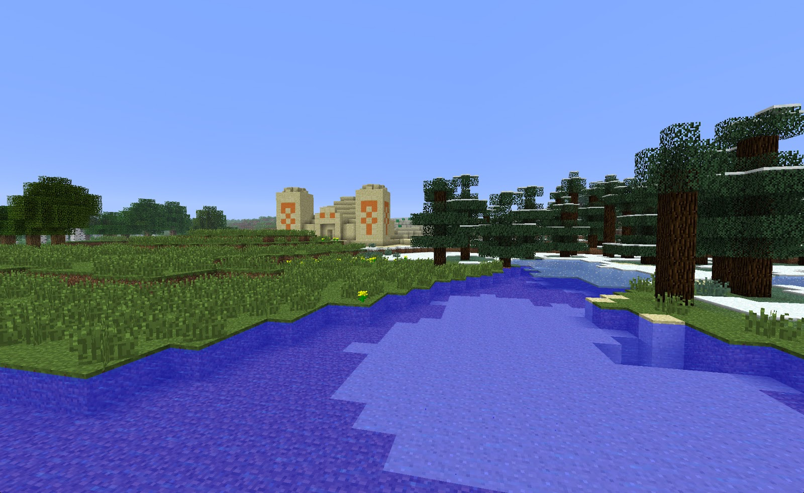Minecraft seed vancouver