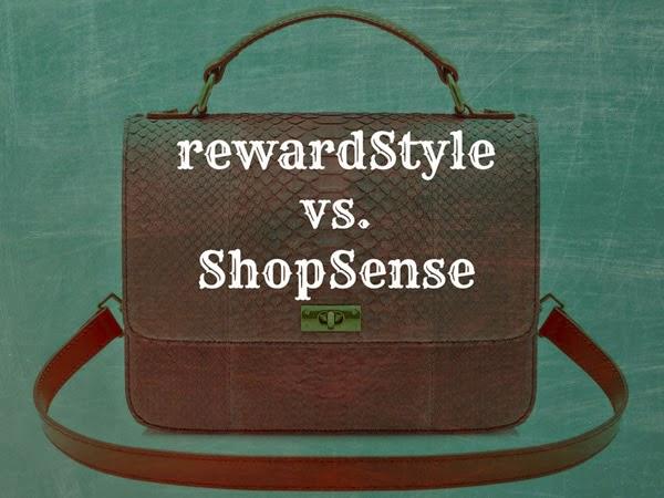 rewardstyle, shopsense, purse, affiliate links, blogging, blog tips, style blog