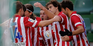 Video Gol Elche vs Atletico Madrid 30 November 2013