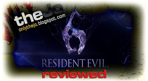 Resident Evil 6 reviewed!