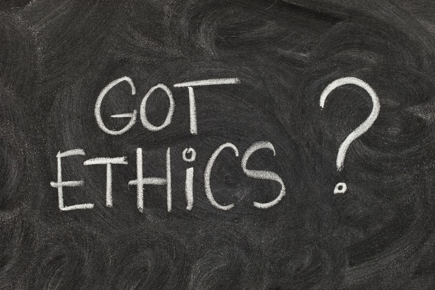 etica trabajo traduccion