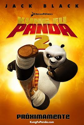 Kung Fu Panda 2 2011 | 3gp/Mp4/DVDRip Latino HD Mega