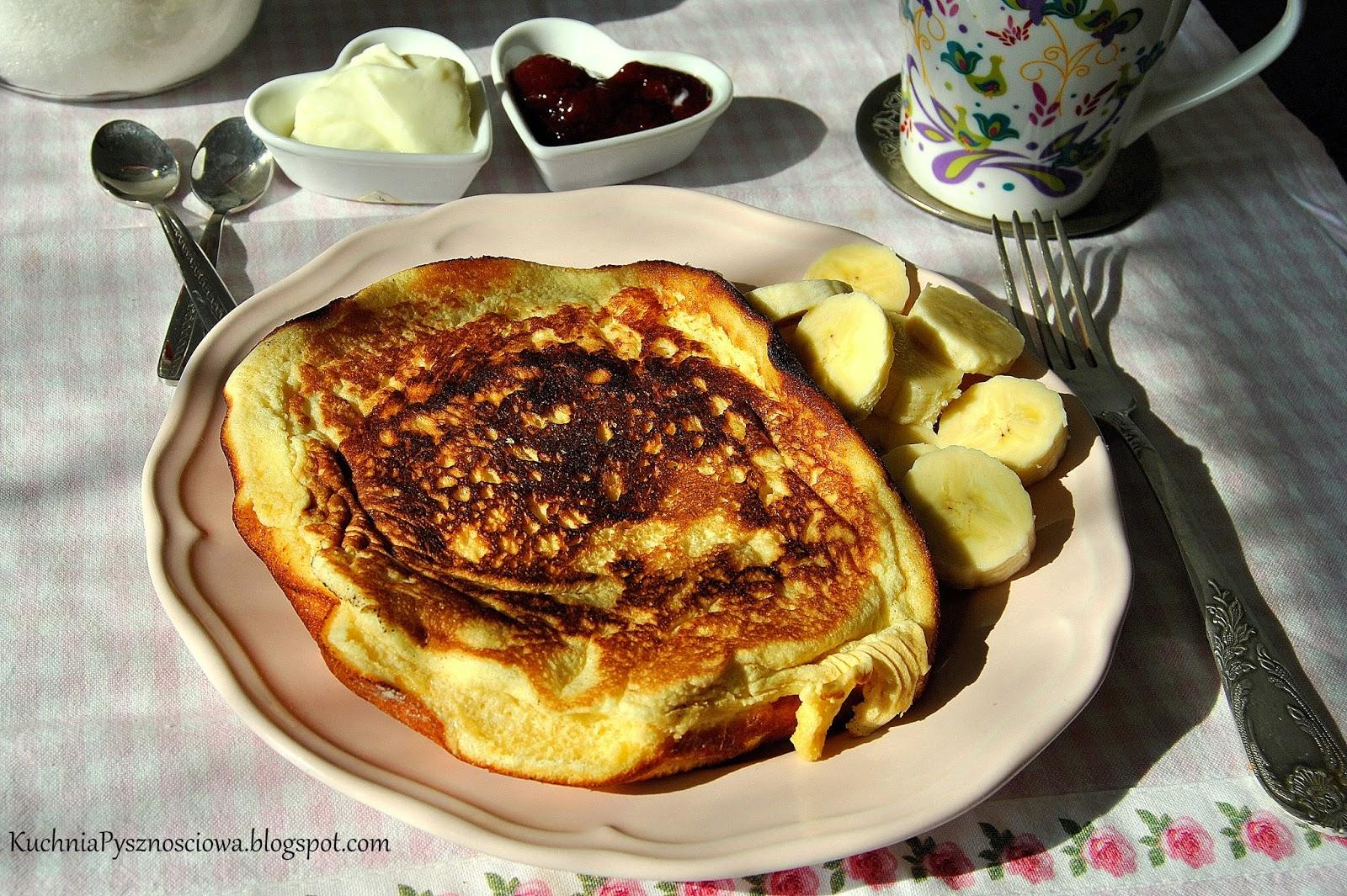 319. Omlet biszkoptowy na słodkie śniadanie