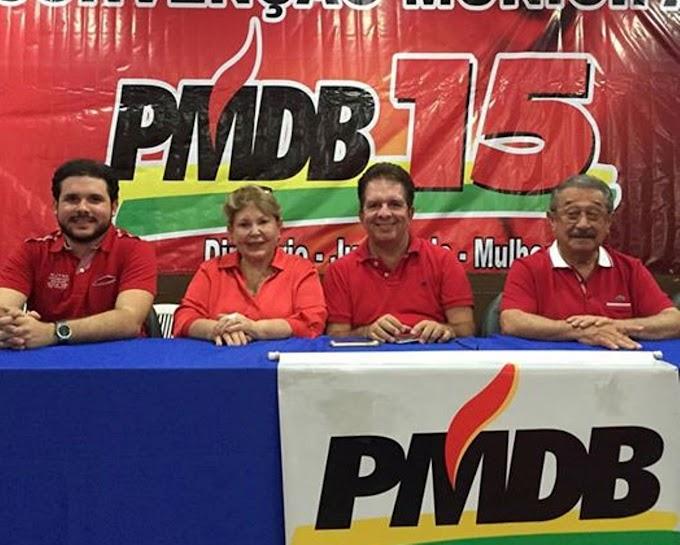 Vené ameaça deixar o PMDB depois que Zé Maranhão anunciou Hugo Motta como pré candidato a governador