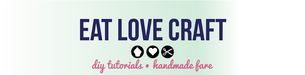 Eat Love Craft. A lifestyle blog.