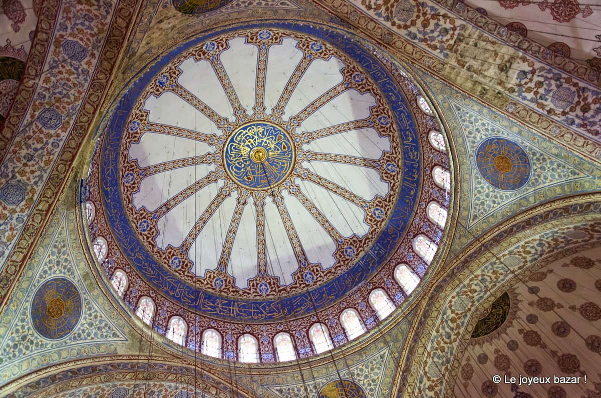 Istanbul - mosquee bleue