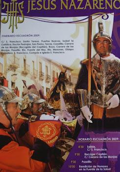 Cartel Viernes Santo 2009