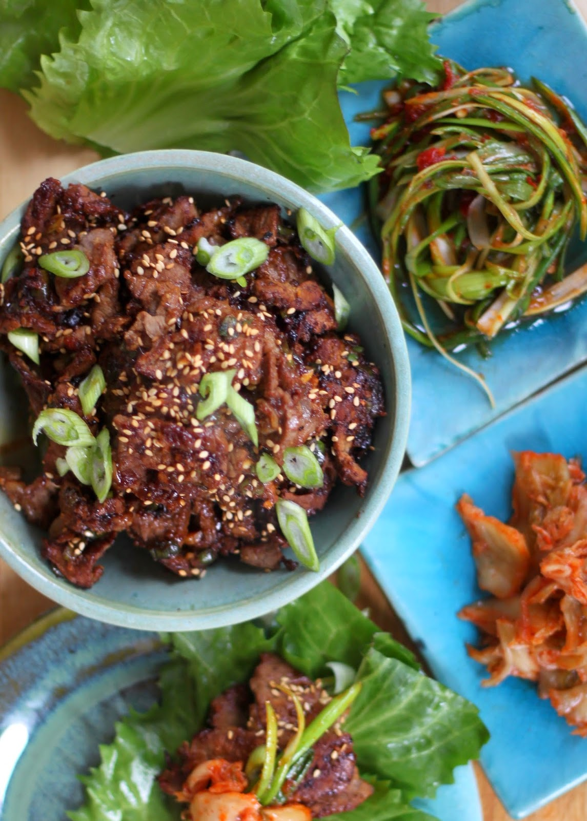 Jenessa's Dinners: Korean Barbecue Bulgogi