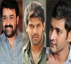 Exclusive: Mahesh, Mohanlal And Arya's Multi-starrer