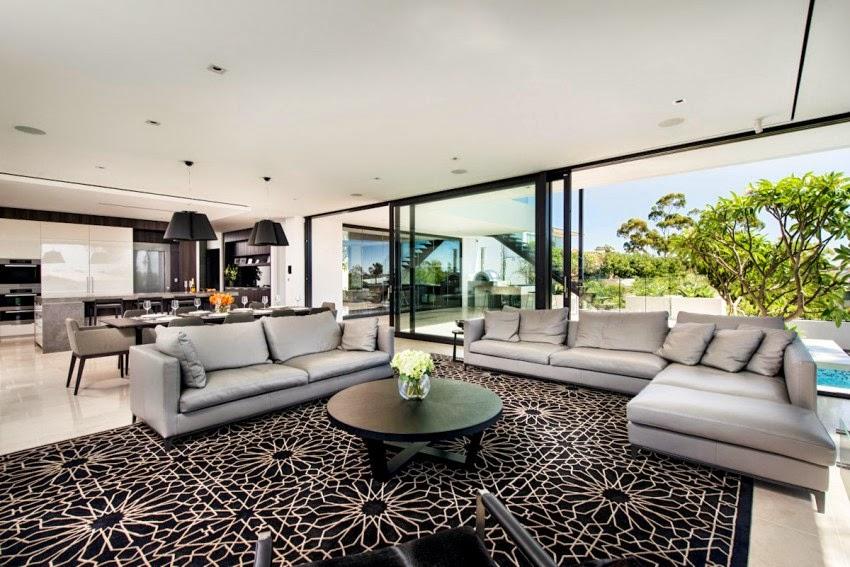 hogares frescos moderna casa con un dise o contempor neo