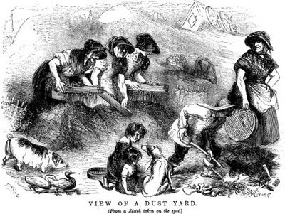 dust heaps in our mutual friend essay Charles dickens's last complete novel and a glorious satire spanning all levels of victorian society our mutual friend centres on an inheritance - old harmon's profitable dust heaps - and its legatees, young john harmon, presumed drowned when a body is pulled out of the river thames, and kindly.