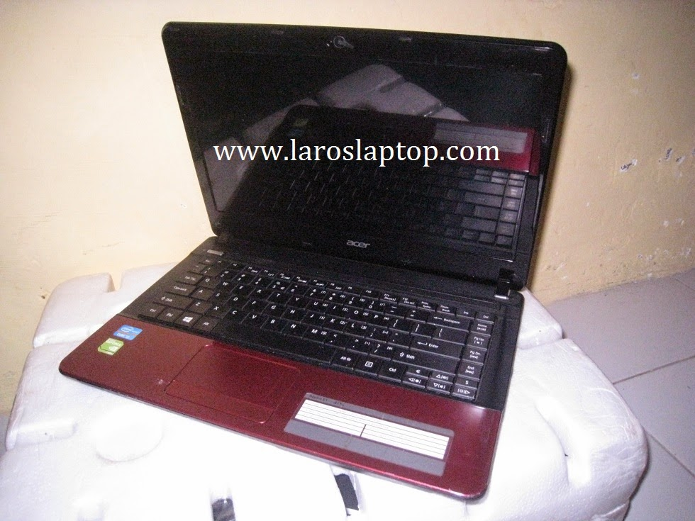 Harga Laptop Second acer aspire E1-471G