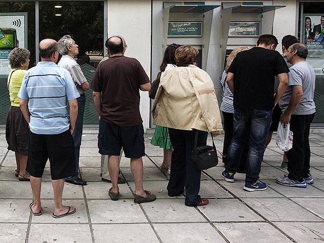 Греческие банки могут не открыться в понедельник