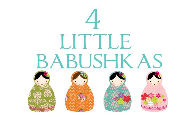 4 little babushkas