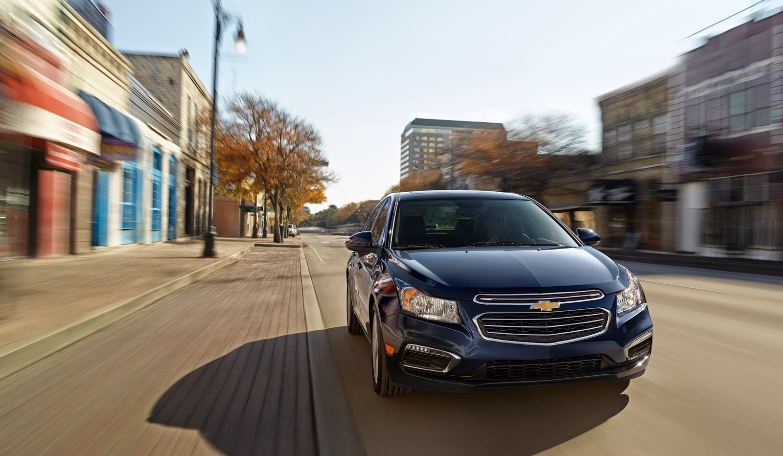 2014 Fleet Car of the Year: Chevrolet Cruze