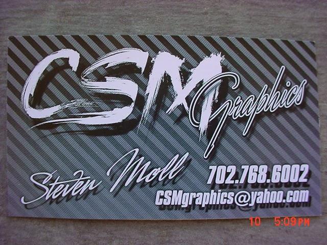 CSM GRAPHICS