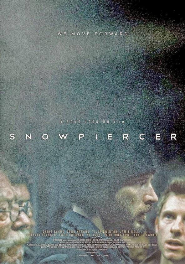 Snowpiercer - Snowpiercer: Arka przyszłości - 2013