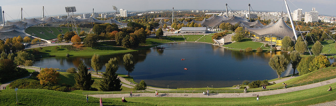 Olympiapark munich Germany