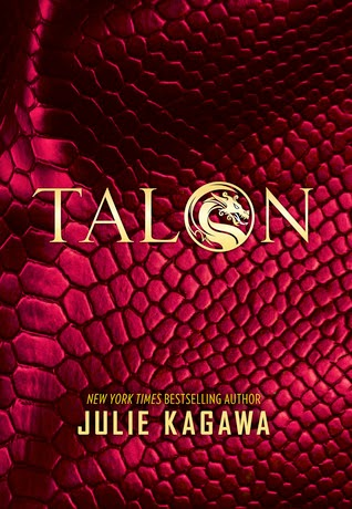 Talon by Julie Kagawa - GIVEAWAY CLOSED! WINNER WILL BE ANNOUNCED SOON!
