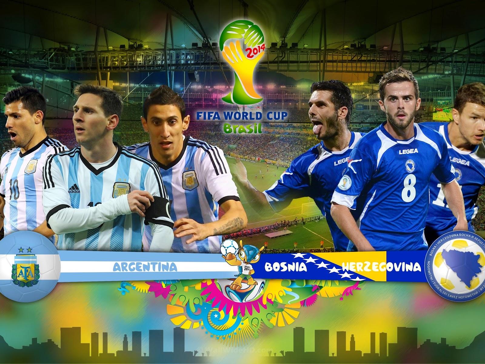 Akankah Bosnia Membuat Kejutan Saat Melawan Argentina ?