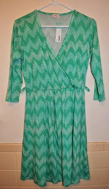 Pixley Ohara Faux Wrap Tie Waist Dress