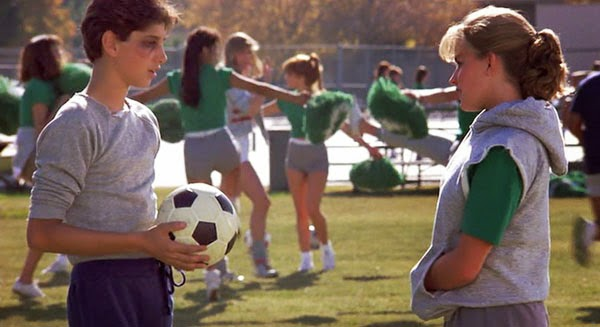 Image of: Megan Fox How Adored This Scene Where Daniel Shows Off His Football Skills So This Is 40 Really So This Is 40 Really Dear Rocky Karate Kid