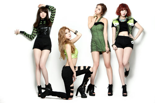 Girls Day Comeback Februari