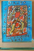 San Silvestre A Coruña 2013 (1º cat)