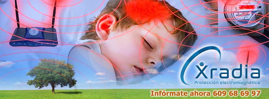 Xradia Protección Electromagnética