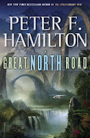 Cover of Great North Road by Peter F. Hamilton