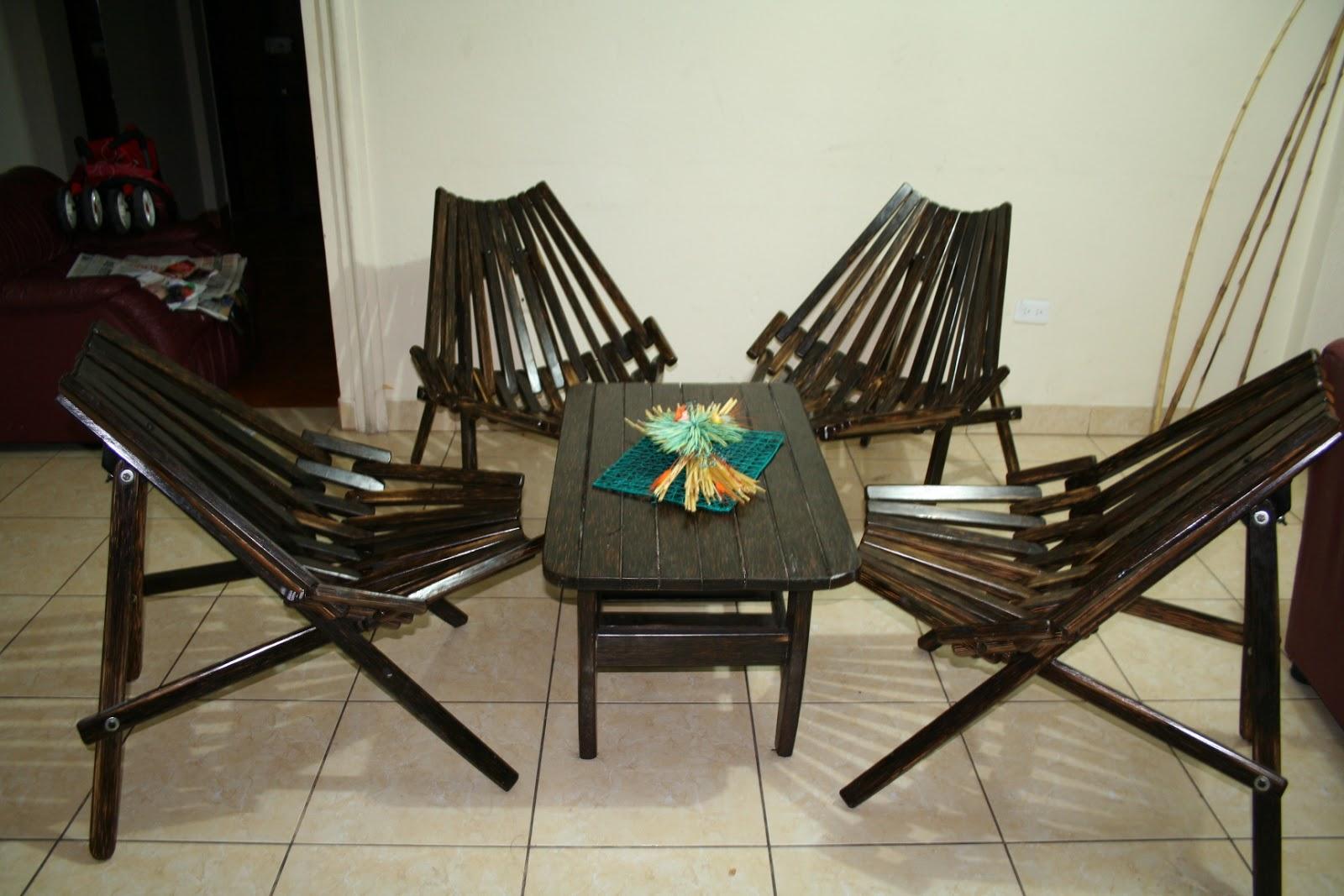 Liquidaci n muebles de chonta for Liquidacion muebles terraza