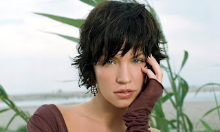 Ashley Scott Hairstyles - Female Celebrity Haircut hairstyle Ideas for Girls