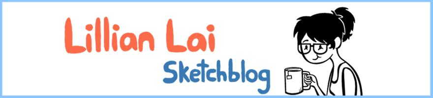 Lillian Lai's Sketchblog