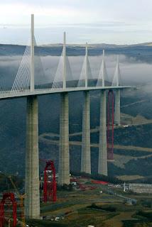 Millau Bridge - Proses Pembuatan Jembatan Tertinggi di Dunia