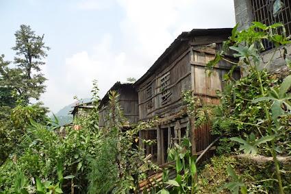 Chitwan-Katmandu yolunda