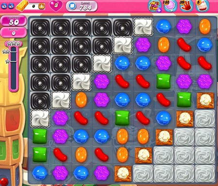 Candy Crush Saga 784