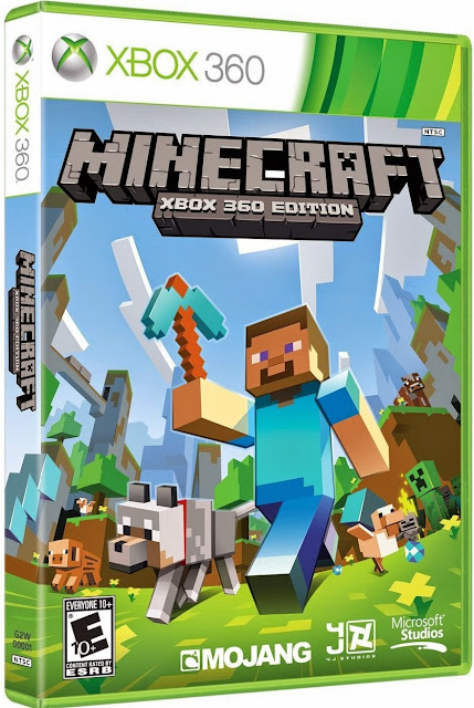 Minecraft-DVD-Cover