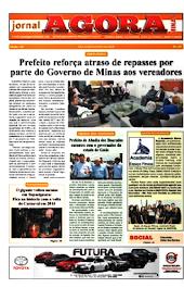 JORNAL AGORA EDIÇÃO 129