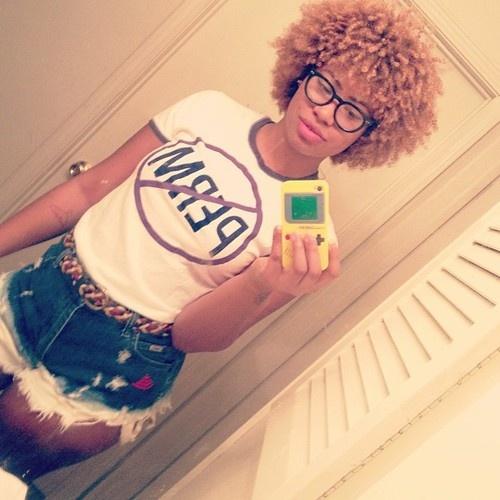photo coupe femme afro naturel