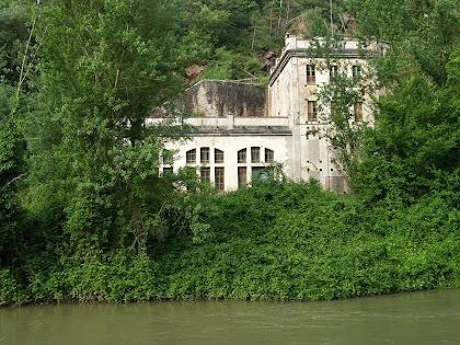 Central Hidroelèctrica del Palà