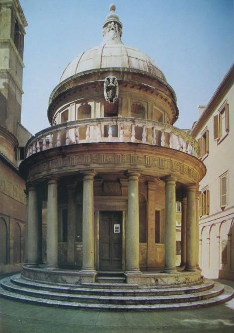Apuntes de arte inmaculada ni a cinquecento italiano for Arquitectura quattrocento y cinquecento