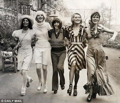 All Things Vintage Fashion Icon Of February Mary Quant