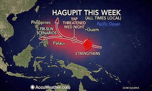 hagupit_typhoon_tracking_map