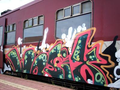graffiti wosix