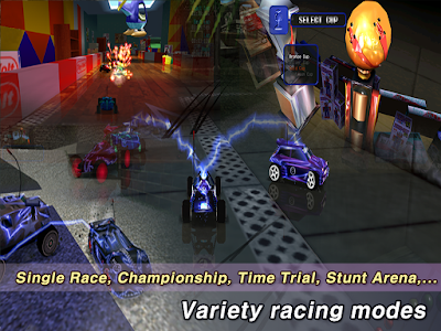 Download RE-VOLT Classic Apk + Data